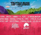 The Taytakunan Festival in Lima combines two Peruvian passions: food and music.