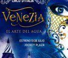 The Circo d'Italia presents Venezia - The Art of Water in Lima