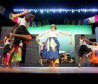 The National Folkloric Ensemble presents Retablo de Carnaval
