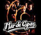 Famous Peruvian rock band Mar de Copas plays unplugged in Lima, Peru