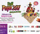 Festi Papa 2017 in Lima celebrates Peru's huge variety of native potatoes.