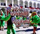 To ring in the celebrations for Arequipa's foundation anniversary the city organizes a huge folkloric parade