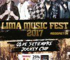 Lima Music Fest 2017 Reggaeton