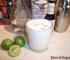 Pisco Sour, Peru's national drink and most popular cocktail