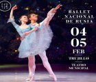 The Russian State Ballet performs in Trujillo