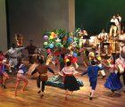 The show Retablo de Carnaval is one of the most popular events at the Gran Teatro Nacional in Lima, Peru