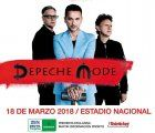 Depeche Mode, probably the greatest electronic pop music band, is coming to Lima as part of their Global Spirit Tour