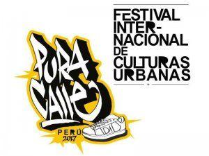 Pura Calle Festival 2017 in Lima - International Festival of Urban Culture