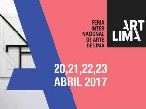 Art Lima, one of the most important art fairs in Latin America, is held from April 20 to 23, 2017 in the Peruvian capital.