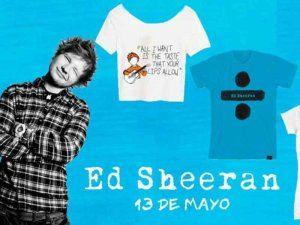 "Ed Sheeran comes to Lima presenting ""divide"""