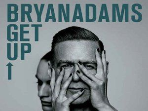 "Bryan Adams makes a stop in Lima to present ""Get Up"""