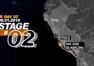 Stage 2 - Dakar Rally 2019 - Peru - Pisco to San Juan de Marcona (08.01.19)