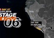 Stage 6 - Dakar Rally 2019 - Arequipa to San Juan de Marcona (13.01.19)
