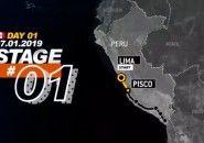 Stage 1 - Dakar Rally 2019 - Peru - Lima to Pisco (07.01.19)