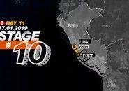 Stage 10 - Dakar Rally 2019 - Pisco to Lima (17.01.19)