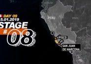 Stage 8 - Dakar Rally 2019 - San Juan de Marcona to Pisco (15.01.19)