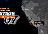 Stage 7 - Dakar Rally 2019 - San Juan de Marcona to San Juan de Marcona (14.01.19)