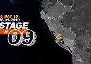 Stage 9 - Dakar Rally 2019 - Pisco to Pisco (16.01.19)