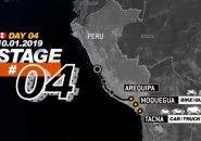 Stage 4 - Dakar Rally 2019 - Peru - Arequipa to Moquegua; Arequipa to Tacna (10.01.19)