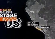 Stage 3 - Dakar Rally 2019 - Peru - San Juan de Marcona to Arequipa (09.01.19)